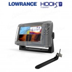 Lowrance HOOK²-7 TripleShot Wysoki Chirp SideScan DownScan Chart Ploter